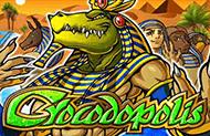 Игровой аппарат Crocodopolis