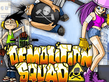 Demolition Squad от Netent – автомат от лидирующего разработчика