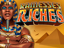 Ramesses Riches от Microgaming