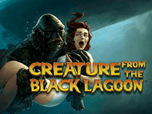 Creature From The Black Lagoon – NetEnt автомат на рубли