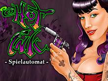 Hot Ink – автомат в казино Вулкан от разработчика Microgaming